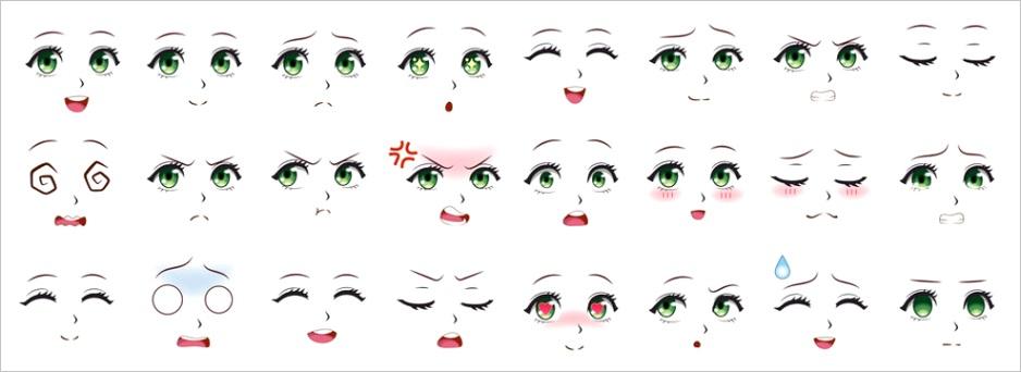 search k=anime mouths