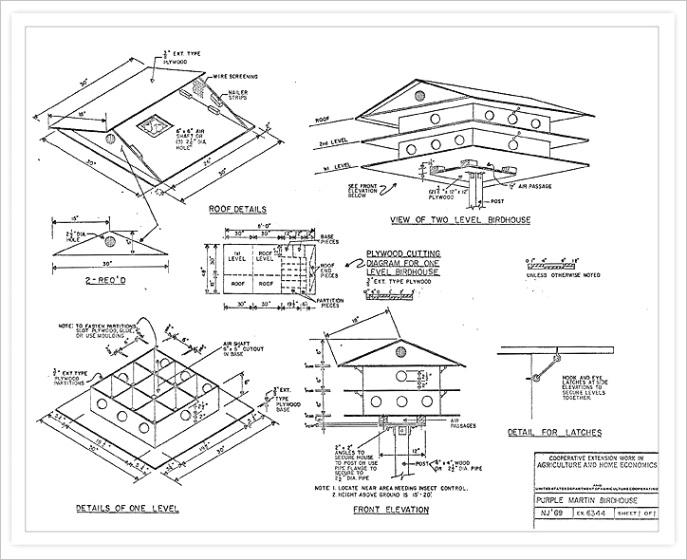 free martin house plans t 14ml