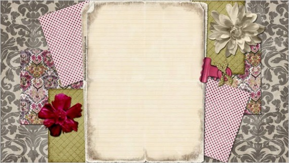 free blog backgrounds from the fall collection kit