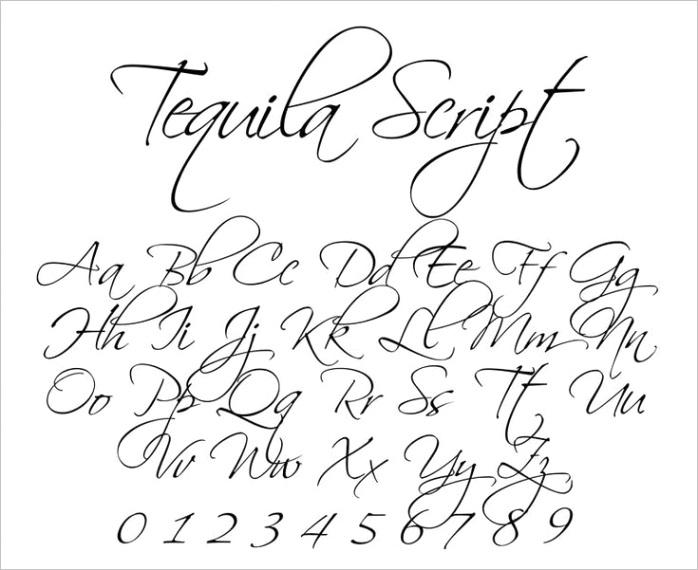 cursive font elegant script wedding font svg calligraphy font