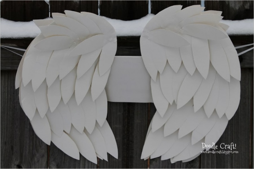 duck tape cupid wings for valentines dayml