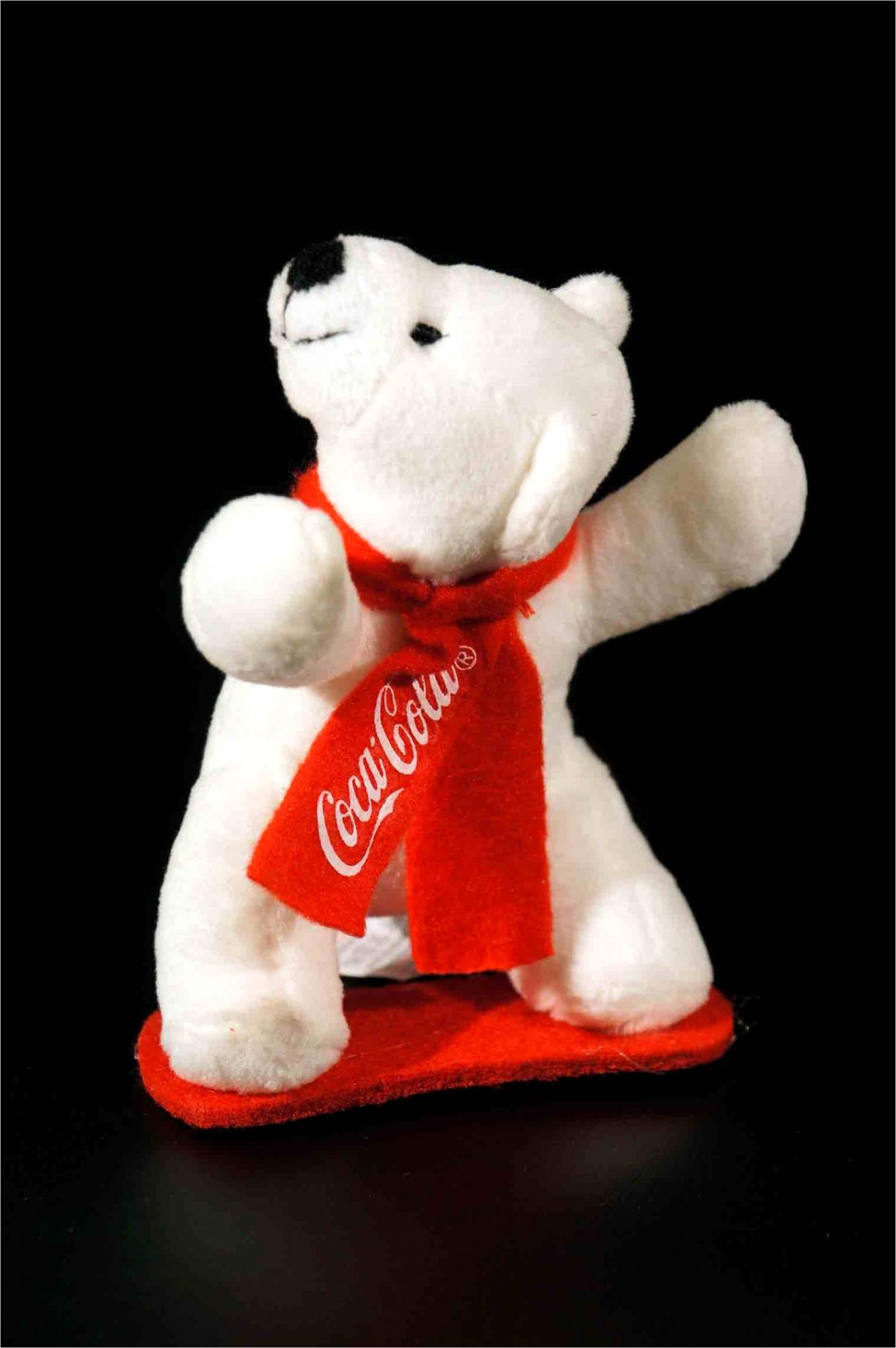 coca cola polar bear surf ml
