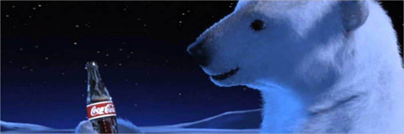 interview with digital artist behind coca cola polar bears