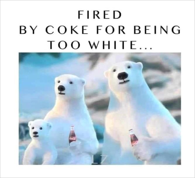 why did coca cola stop using polar bears