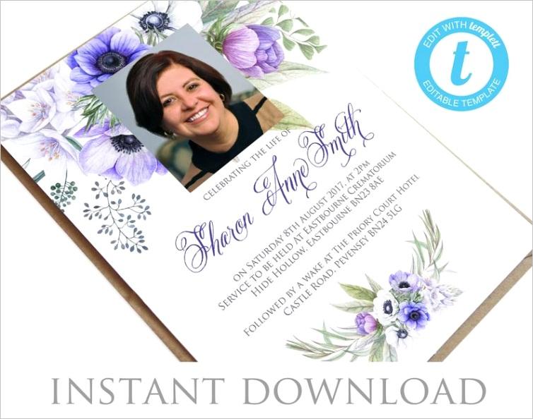 memorial invitationml