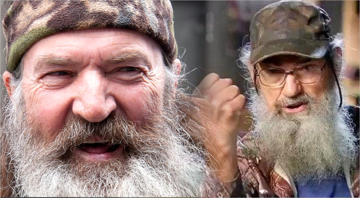 funny pilation of duck dynasty catch phrases