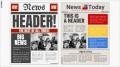 Extra Newspaper Template