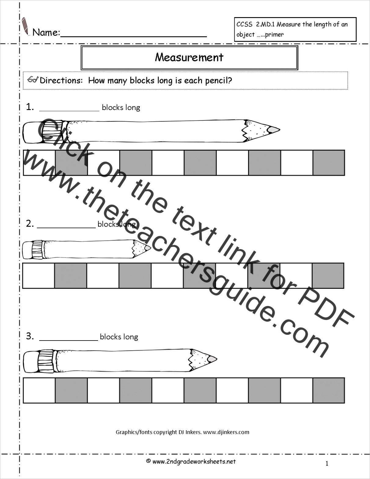 measuring printables for kindergarten f0ml