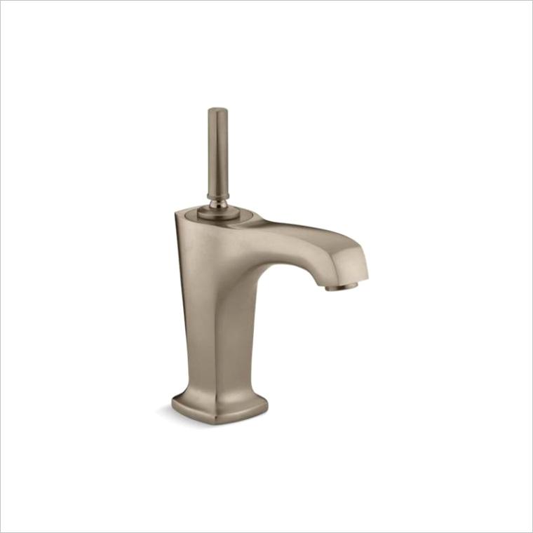 Kohler Bathroom sink faucets Margaux Bronze tones Ada v1468a