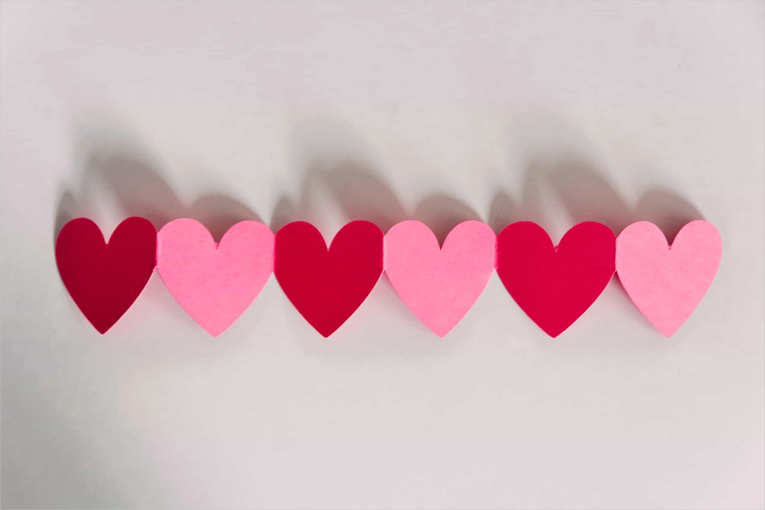 free heart templates printable pdf heart cut outs