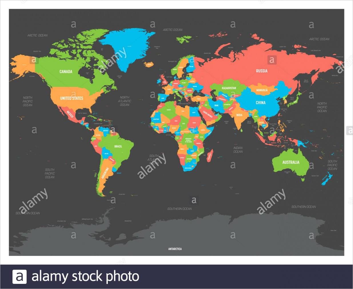 political world mapml