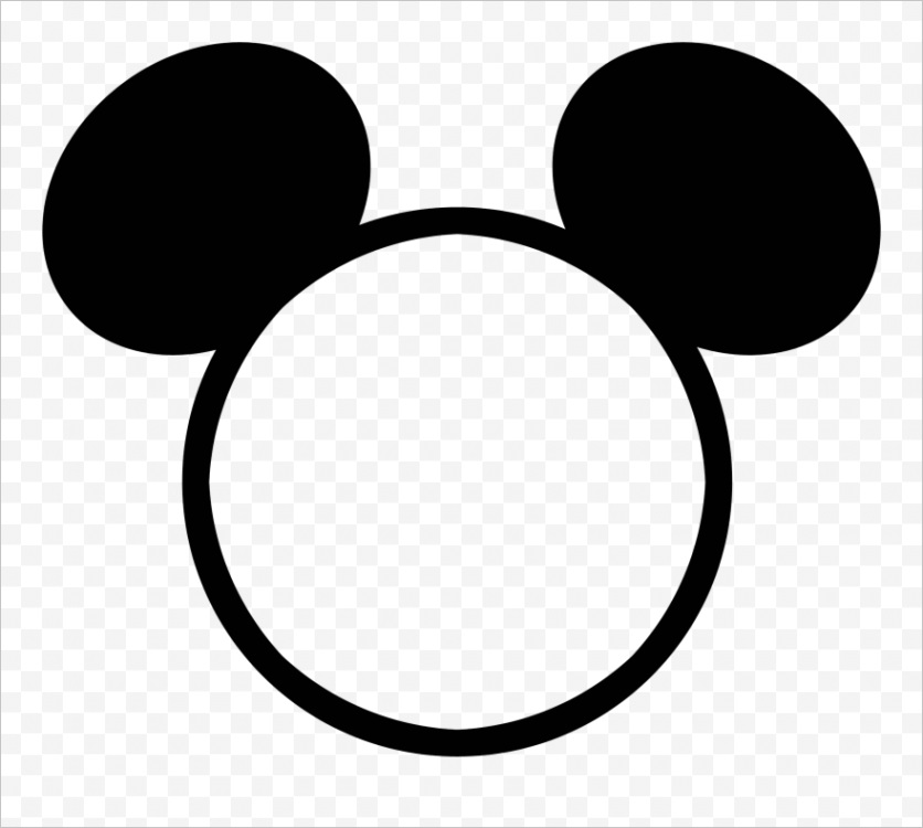 xJxhw mickey mouse head outline png mickey mouse head