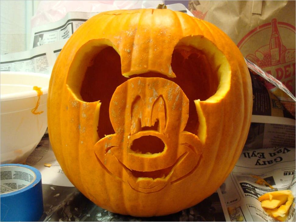 pumpkin carving alternatives