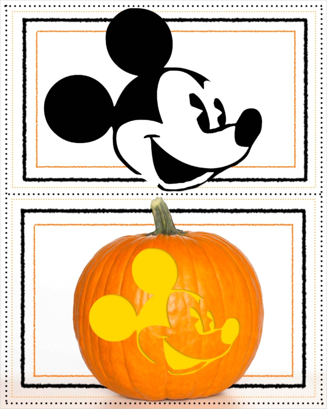 pumpkin stencils free