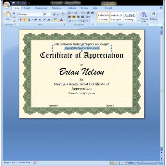 post microsoft certificate templates free