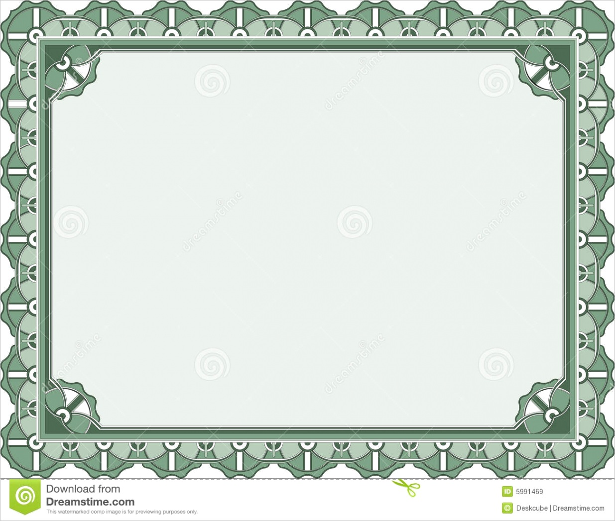 royalty free stock images award certificate template image