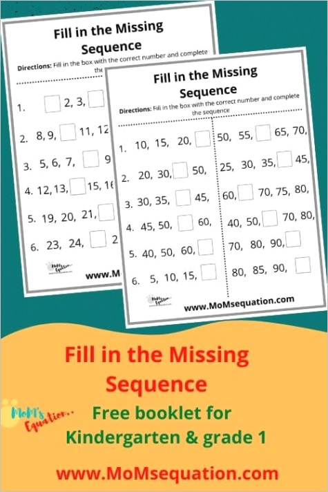 fill in the missing numbers worksheets 1 100