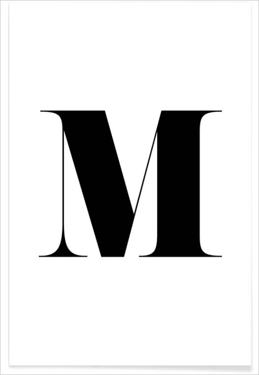 m premium poster portrait ml
