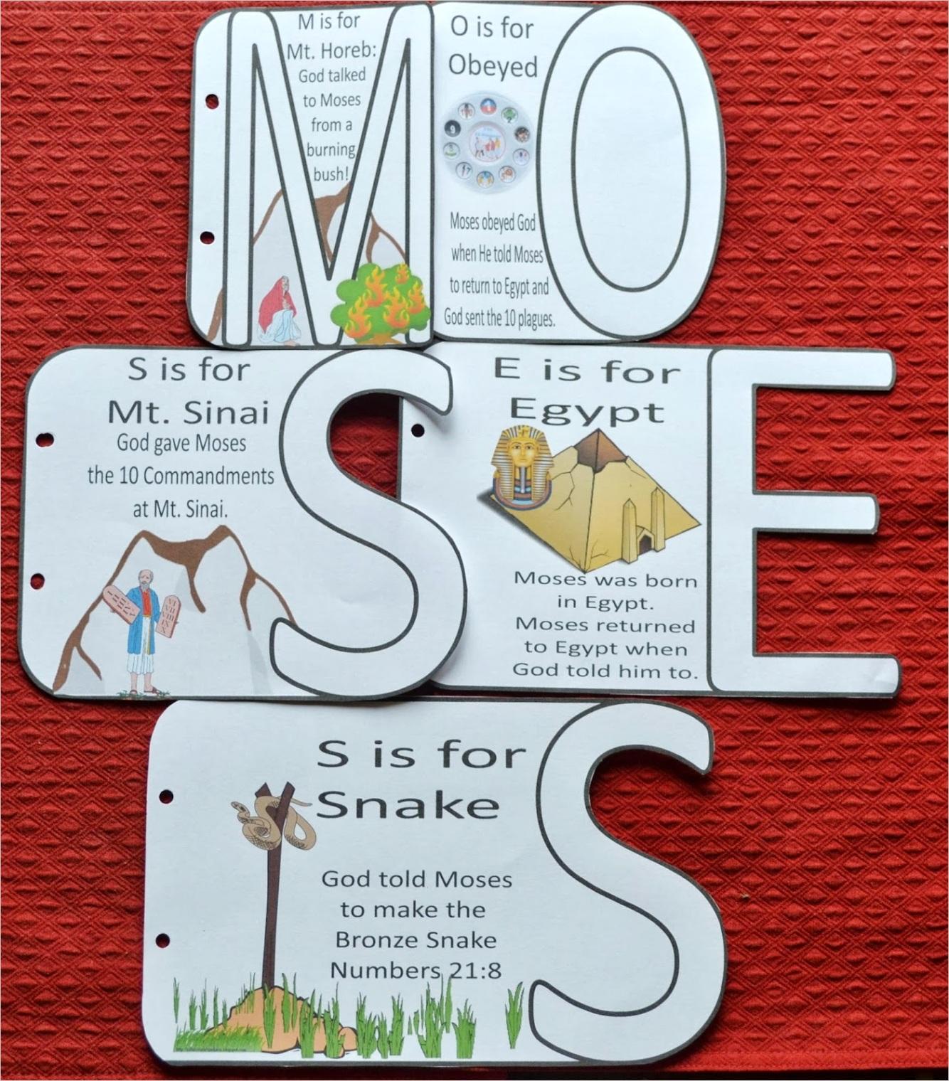 moses bronze snakeml