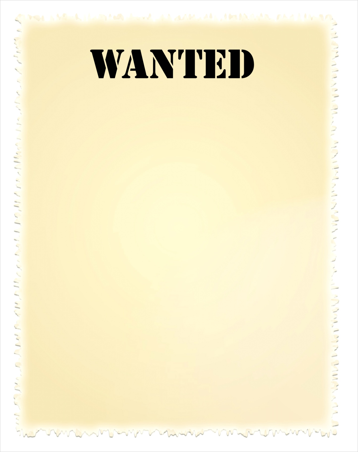 view image image= &picture=wanted poster clip art