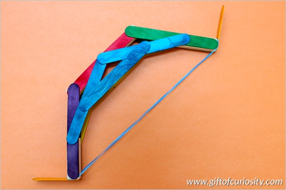 how to make a working bow and arrow