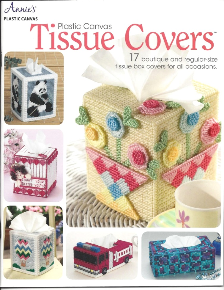 Sewing & Needlecraft sgjzjc Angel Annie&39 s Dog Hot Air Balloon House Panda Tissue Covers Plastic Canvas