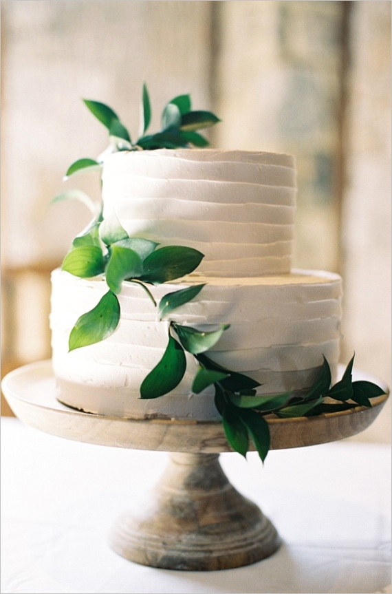 15 simple elegant wedding cakes 2018