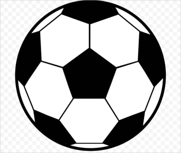 soccer ball clipartsml