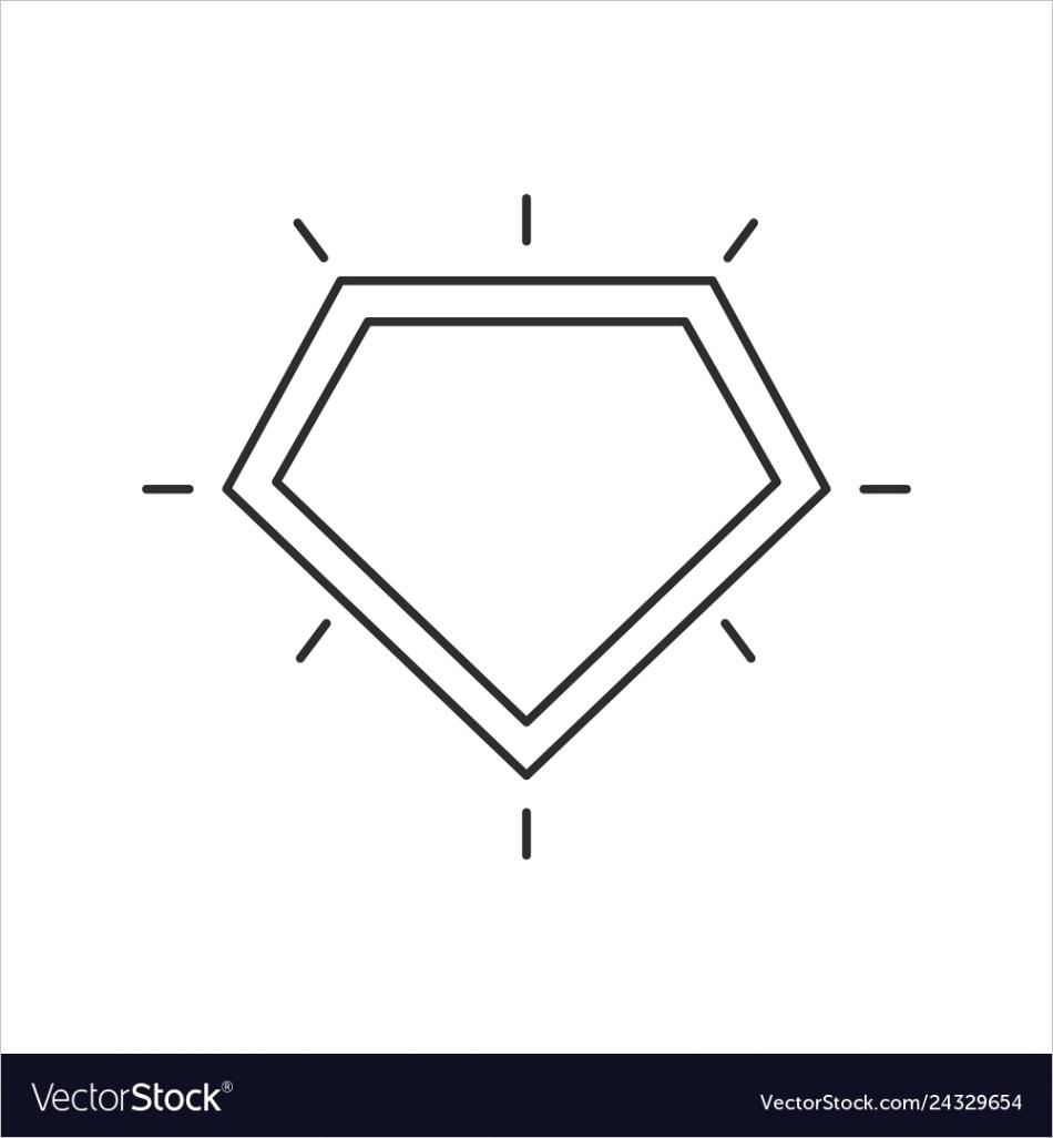 superhero logo template vector