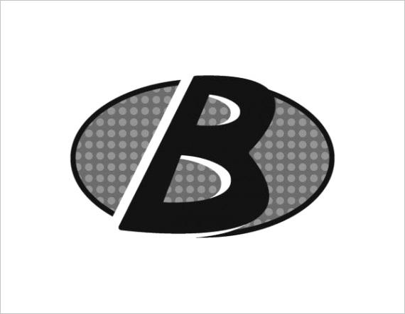 superhero logos