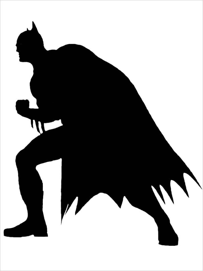 batman stencils