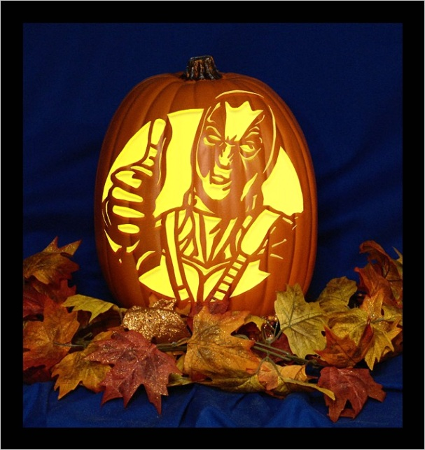 6 fabulous marvel superhero pumpkin carvingsml