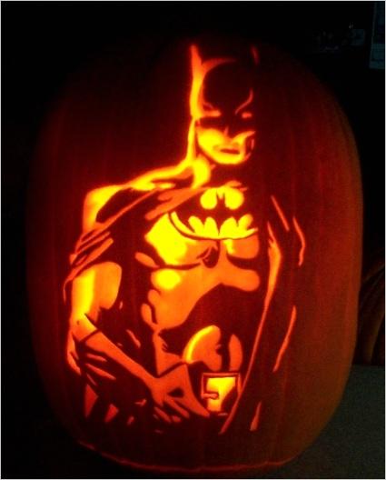 geeky pumpkin carving ideas