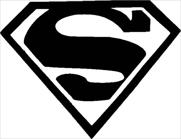 superman stencilml
