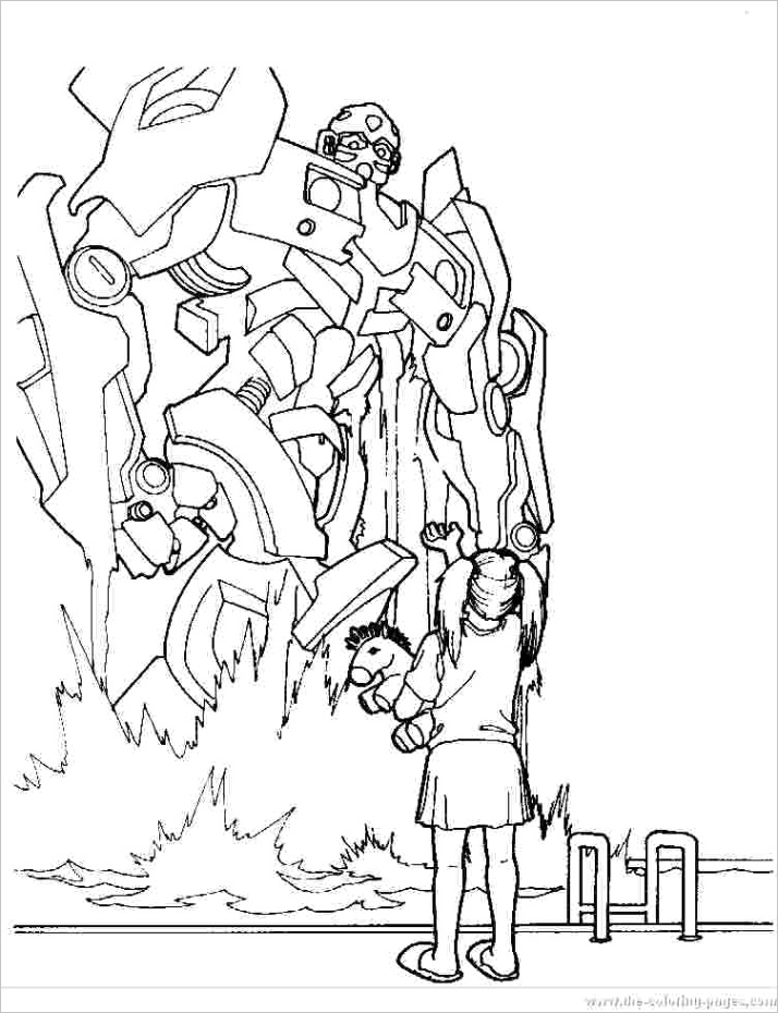bumblebee coloring pages collection