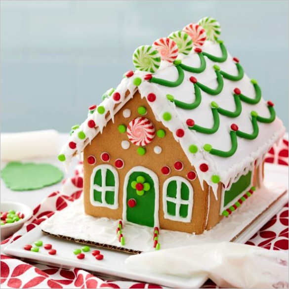 cute gingerbread house kits