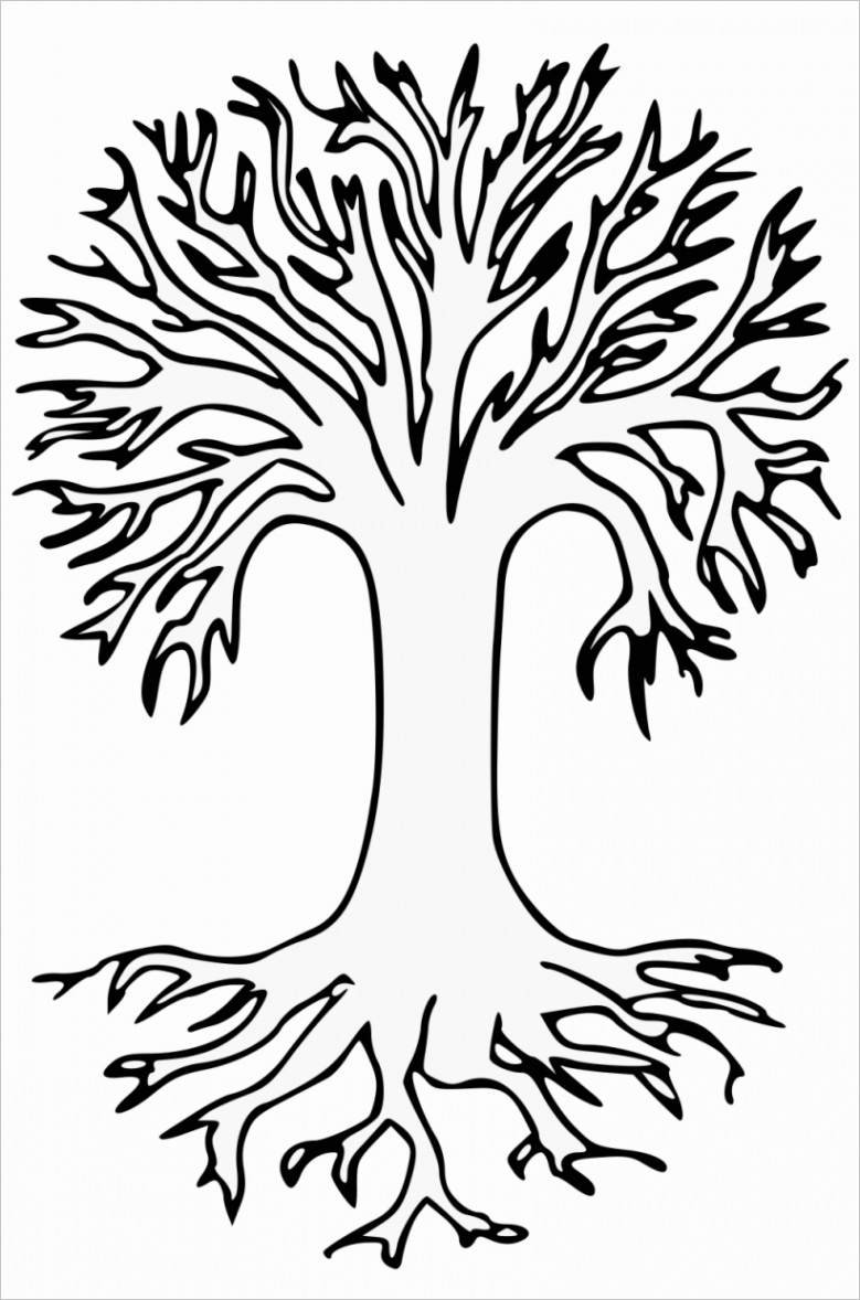 u2w7i1a9e6i1y3o0 details png png bare tree drawing with roots