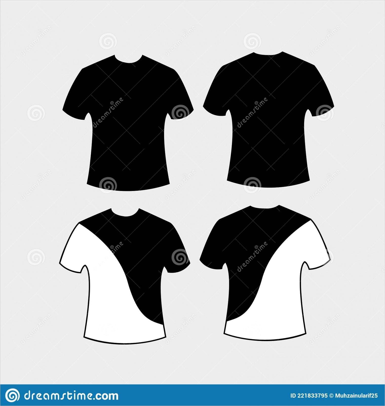 blank black t shirt mockup template front back view isolated plain white sweatshirt design background image