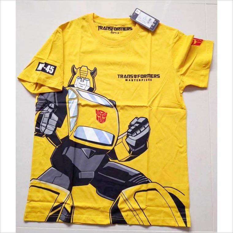 329 transformers masterpiece mp 45 bumblebee ver2 exclusive t shirt