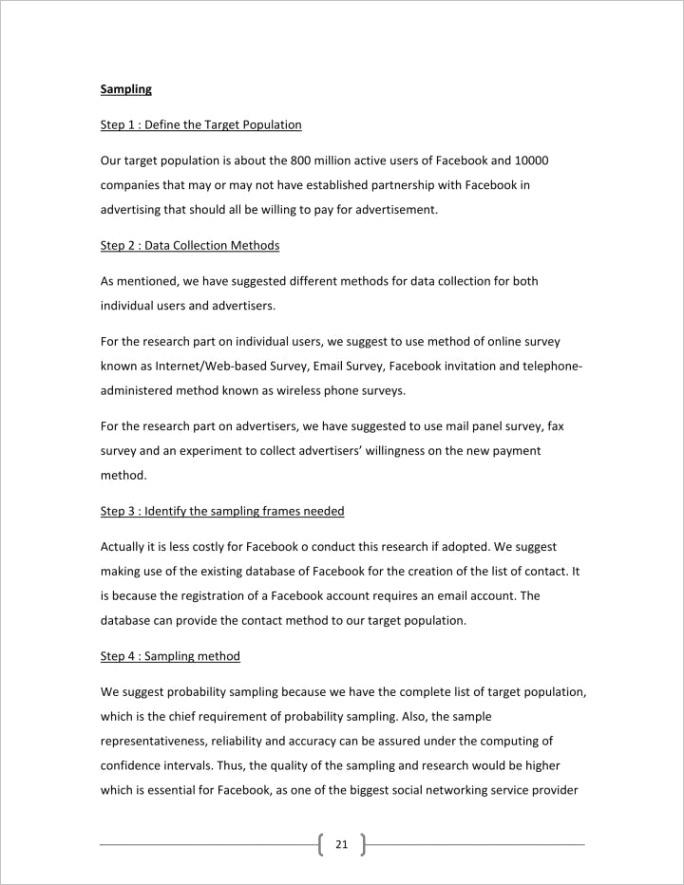1523 research proposal memo format