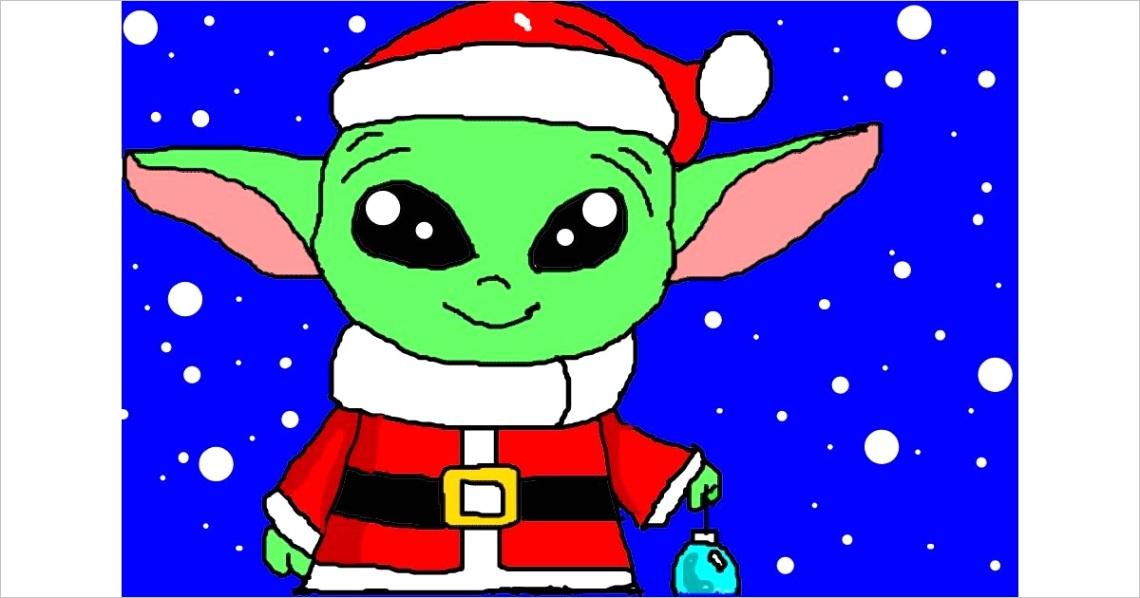 christmas elf drawing by school