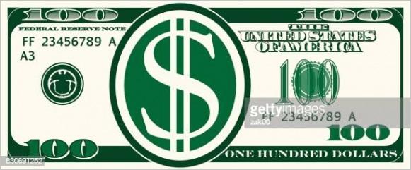 american one hundred dollar bill