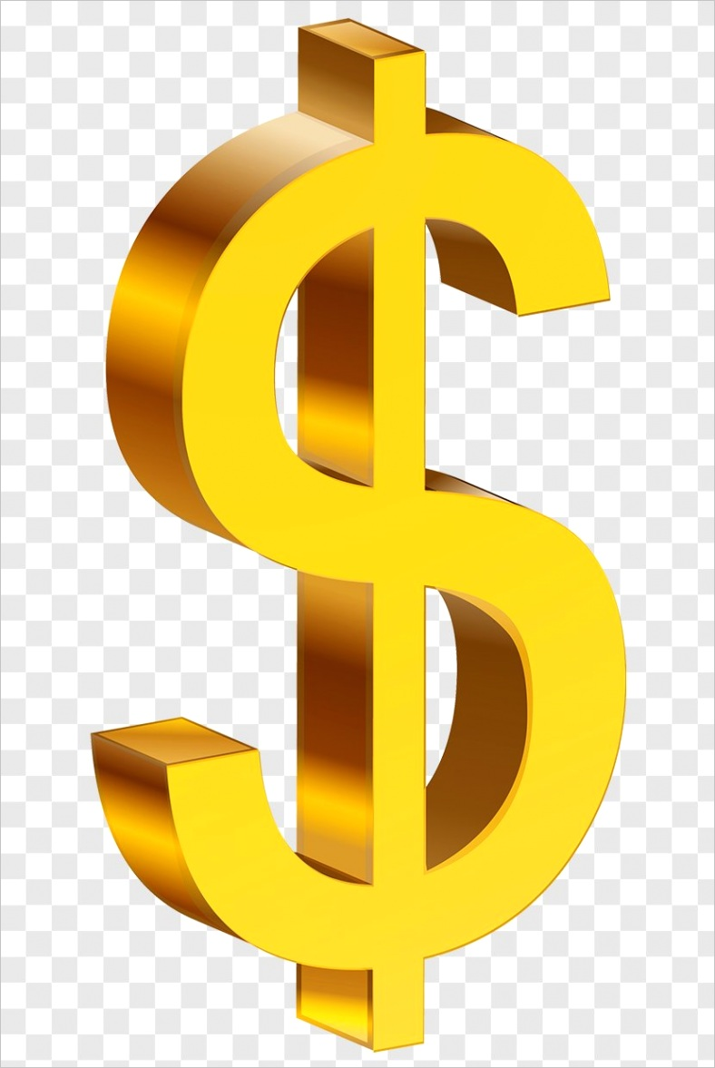 united states dollar sign clip art money bag transparent gold clipart transparent png