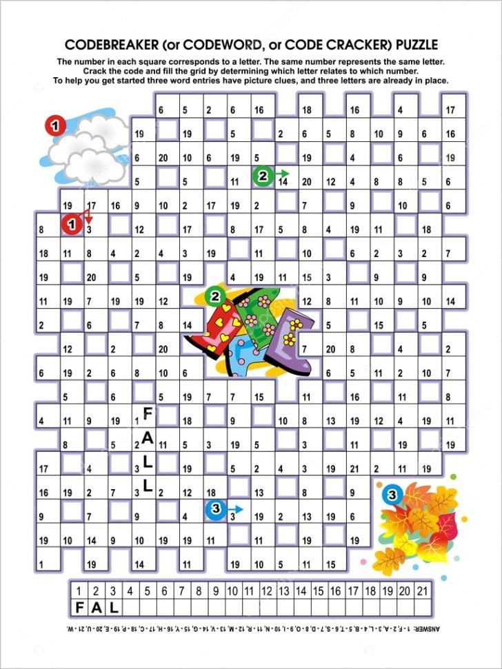 stock illustration codebreaker codeword code cracker wordml