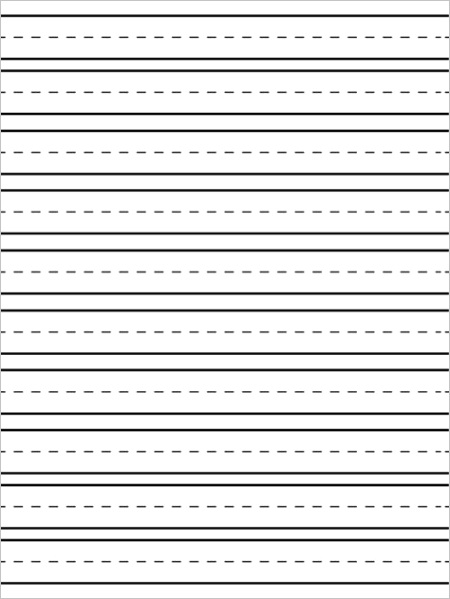 lined paper for fi h3zst