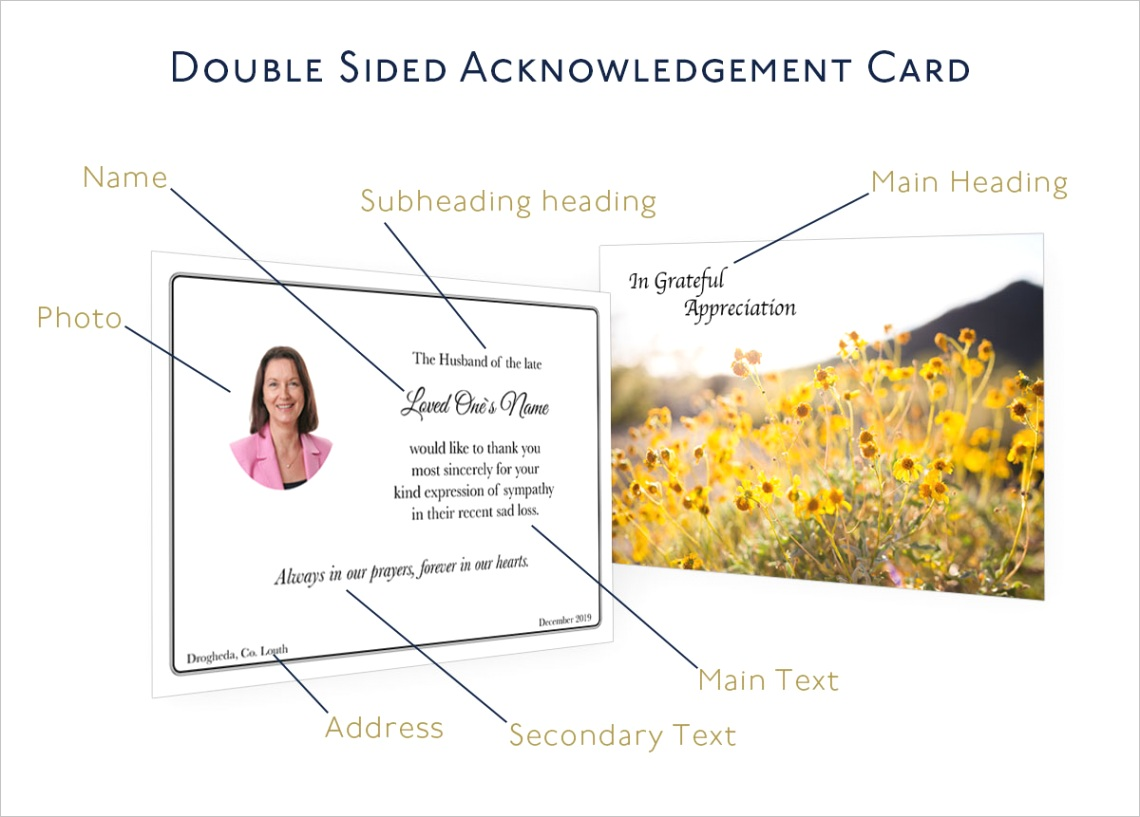 acknowledgement thank you cards all you need to know