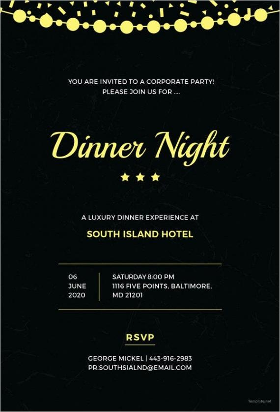 gala dinner invitationml