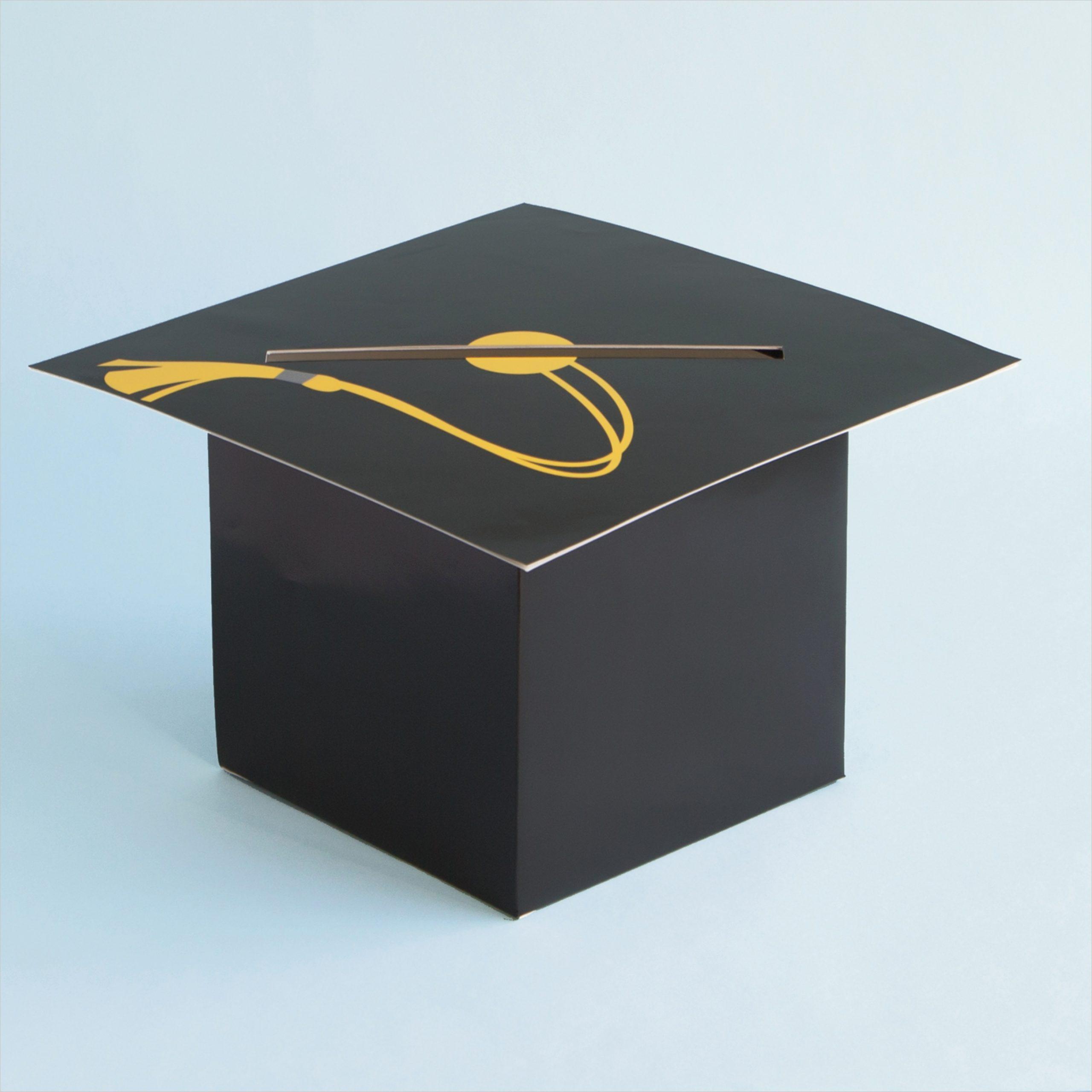 Cap Card Box Graduation Party Supplies