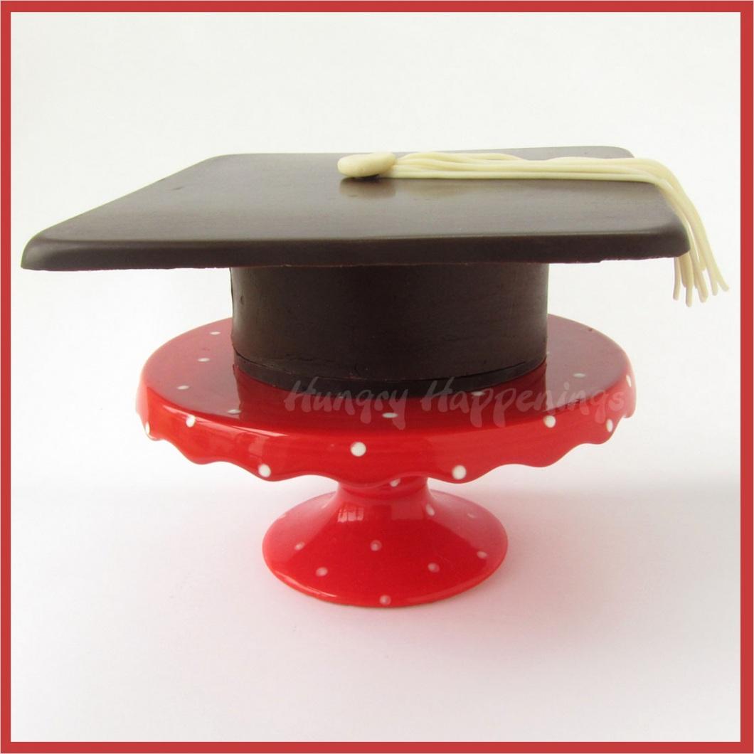 chocolate graduation cap box ts for graduates