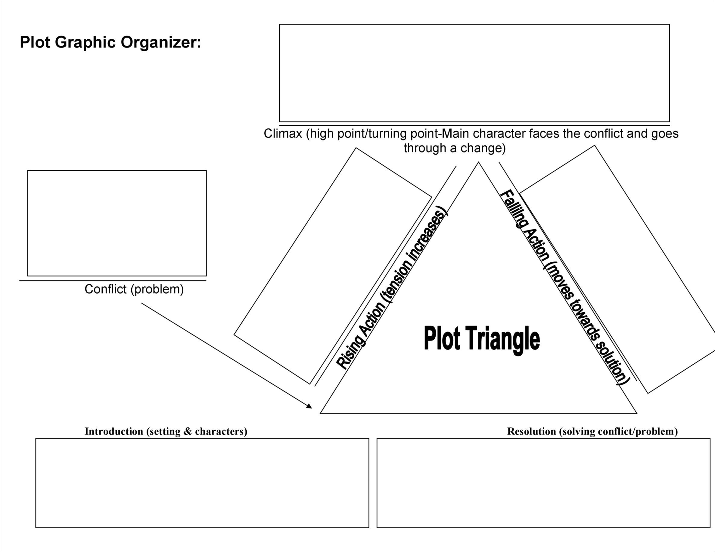 plot diagram templates